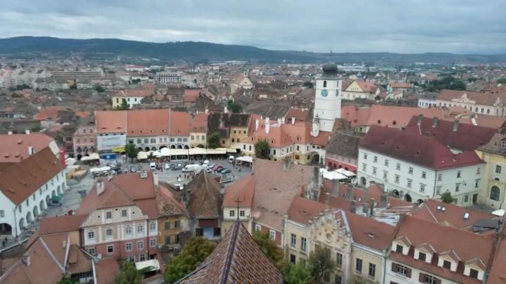 Sibiu și legendele lui