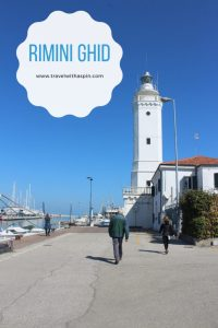 Rimini ghid turistic