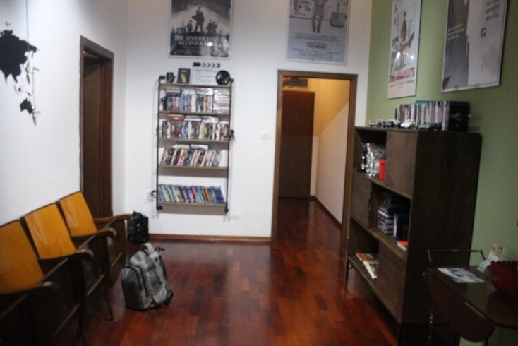 Apartment in the center of Bologna