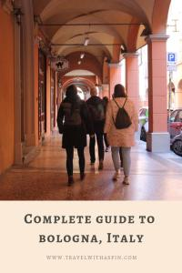 Complete travel guide to Bologna Italy