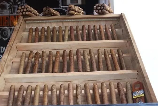 Cigars Cuba Vinales suveniruri