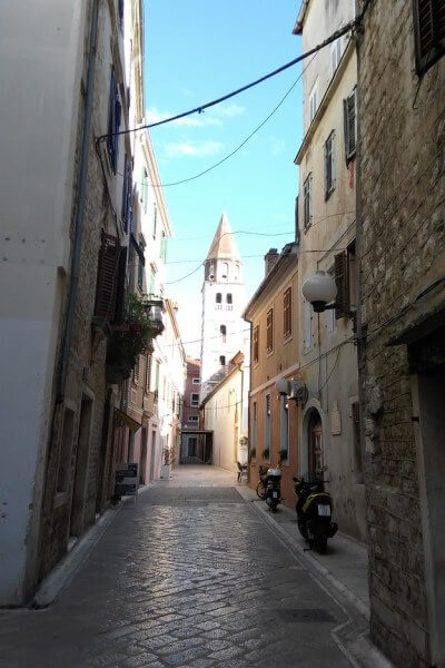 Kalelarga, Zadar, Croatia