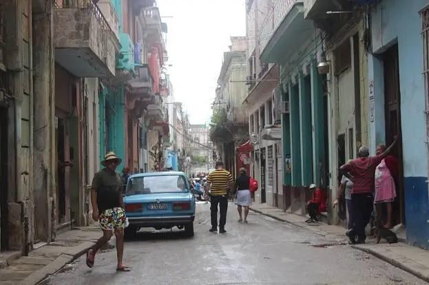 Street in Havana Centro