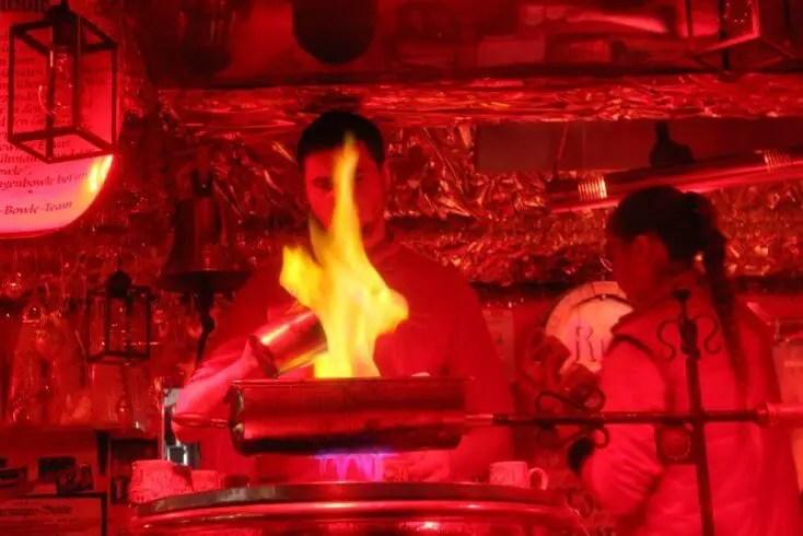 Feuerzangenbowle Nuremberg