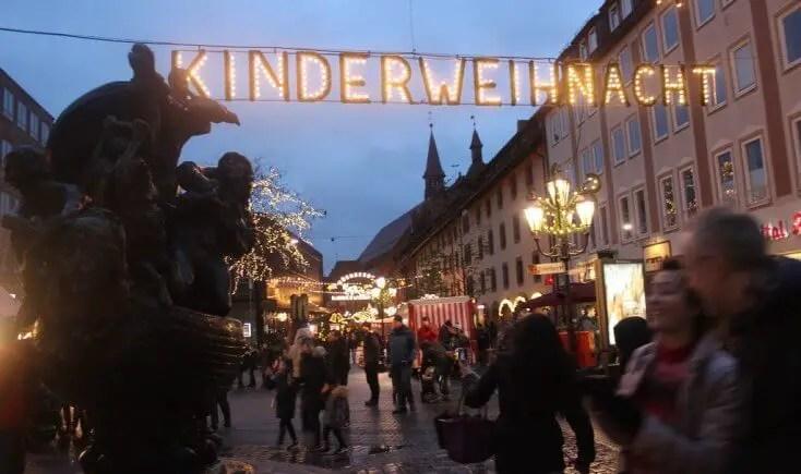 Kinderweihnacht Nuremberg