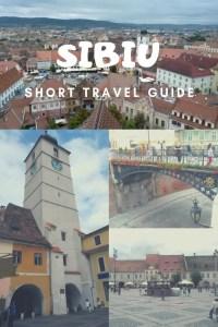 Sibiu Travel Guide