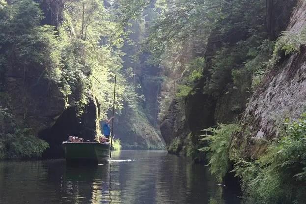 bohemian switzerland edmund gorge