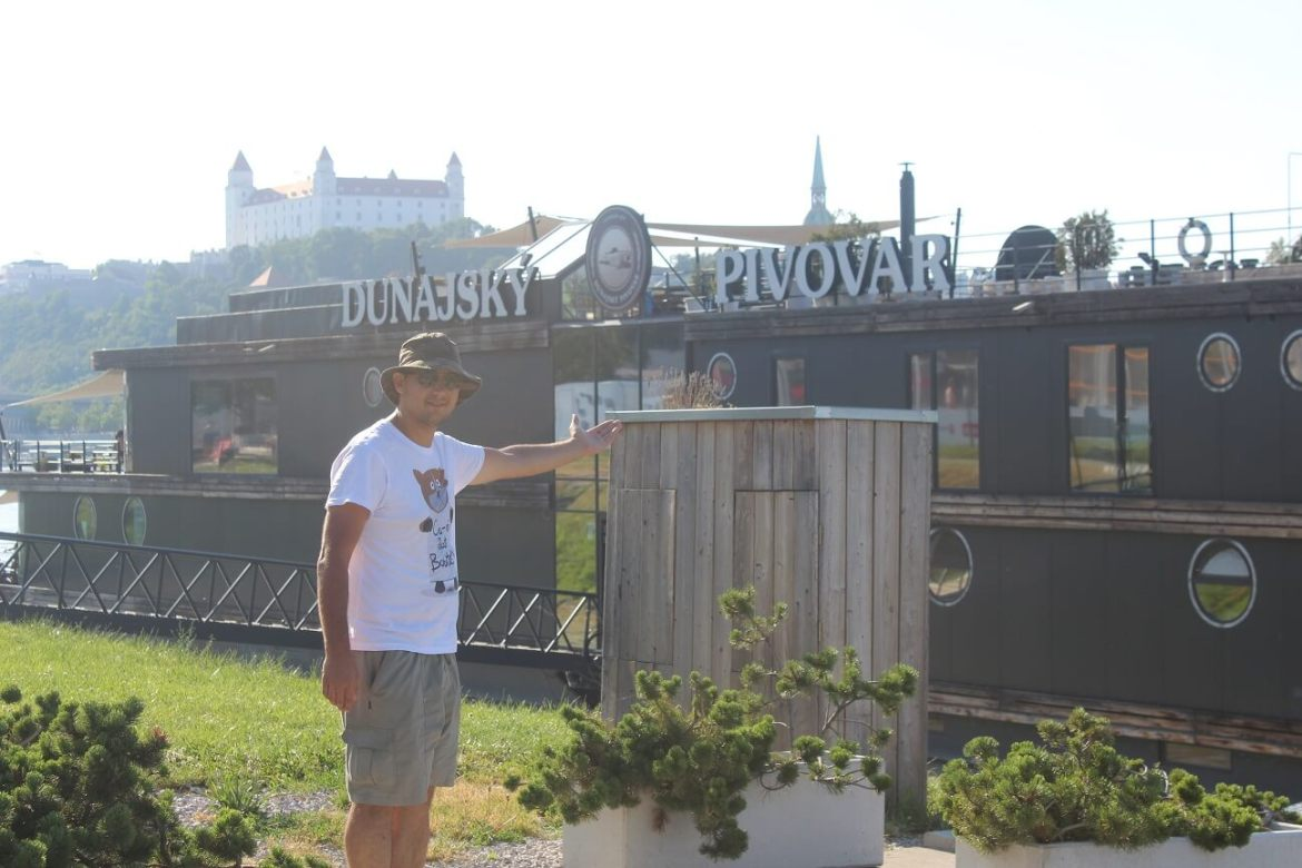 welcome to dunajsky pivovar