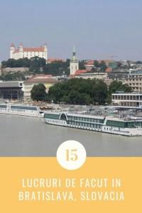 ghid turistic pentru Bratislava Slovacia