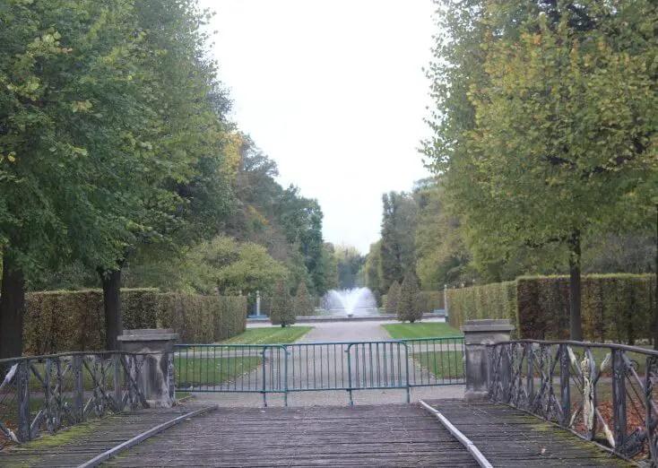 Herrenhäuser Gärten, Hanovra, Germany
