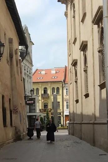 old town scene