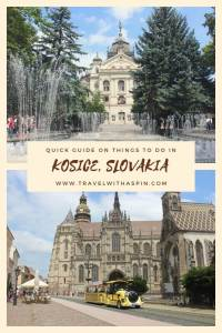 Quick guide on things to do in Kosice