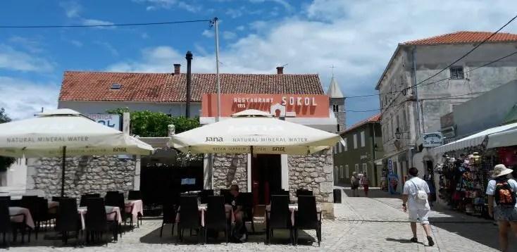 Restaurantul Sokol, Croatia