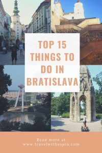 top 15 things to do in Bratislava Slovakia