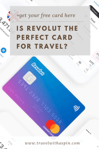 is revolut the perfect card for travel