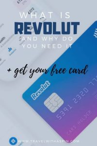 what is a revolut card and how can you use it for currency exchange