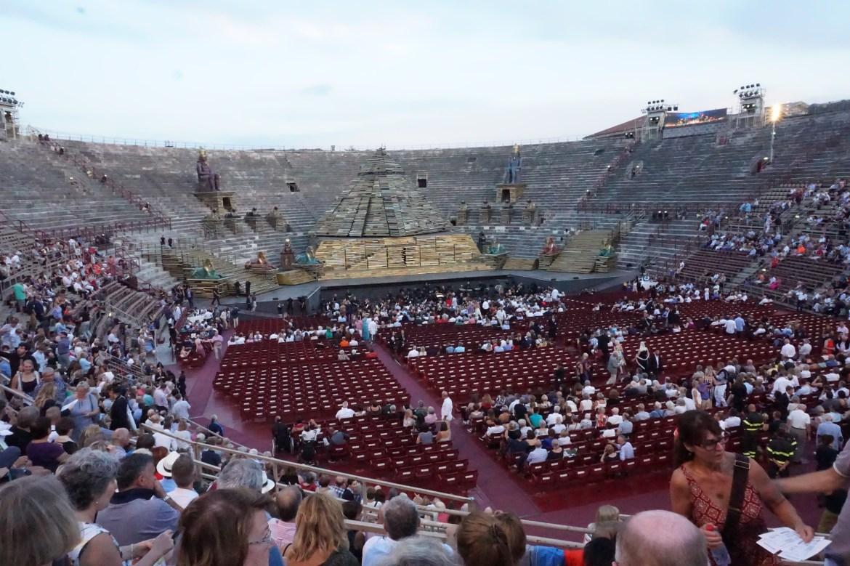 Verona Italië, arena