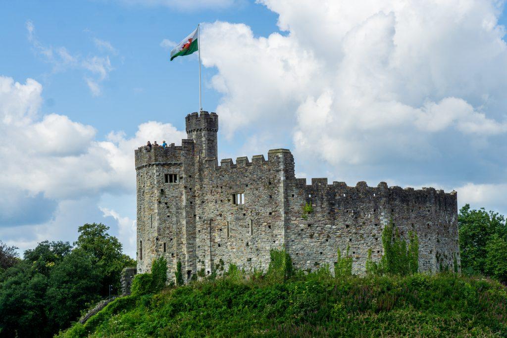foto's van Wales