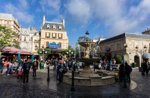 De leukste attracties van Disneyland Parijs
