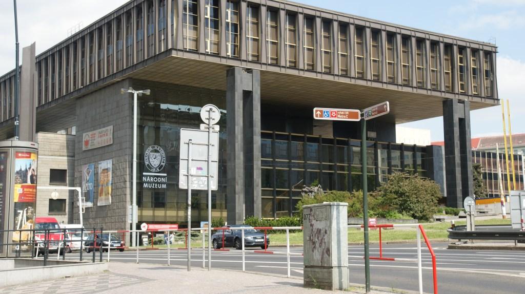 Nationaal Museum Praag. Praag stedentrip