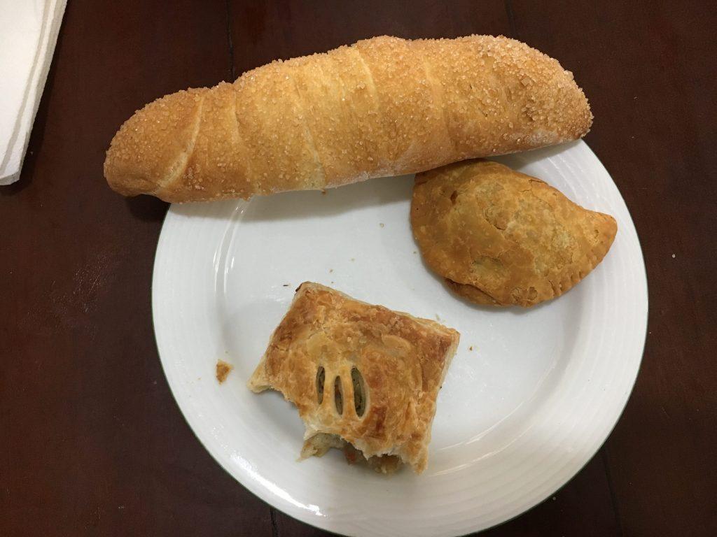 Sri Lankaanse broodjes
