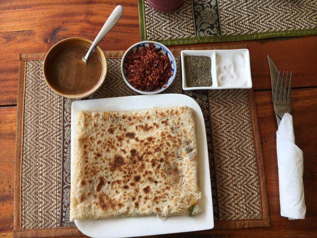 Roti, Sri Lanka, eten en drinken