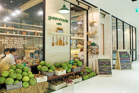GreenMade Cafe