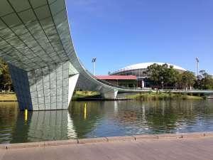 Adelaide Footbridge, Water Activities Adelaide, River Torrens Adelaide