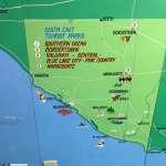 Region Map at Big4 Naracoorte Holiday Park