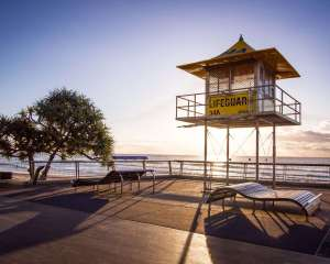 Surfers Paradise Lifeguard Tower, Australia