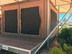 Eco Tent at Big4 West Beach