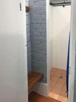 Shower block at Big4 Port Willunga Tourist Park