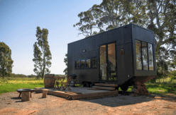 CABN off-grid accommodation Adelaide, Glamping Adelaide