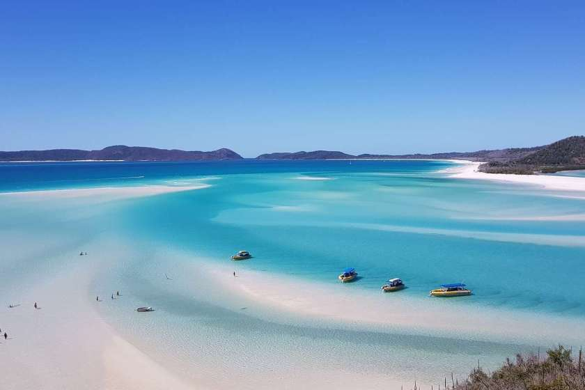 Whitsunday Beach - Boat Hire in Airlie Beach Queensland