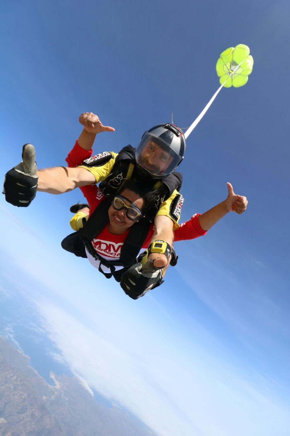 First Skydiving Experience with Skydive Empuriabrava, Spain