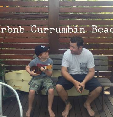 Airbnb Currumbin Beach Queensland