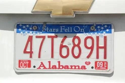 Targa Alabama