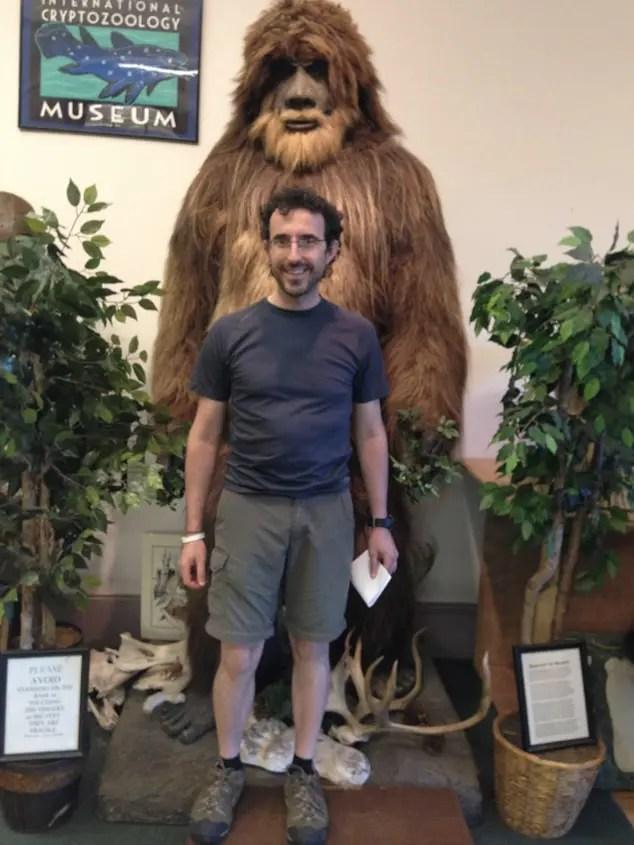 museo di criptozoologia Bigfoot