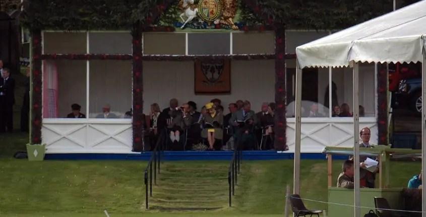 Braemar Gathering famiglia reale