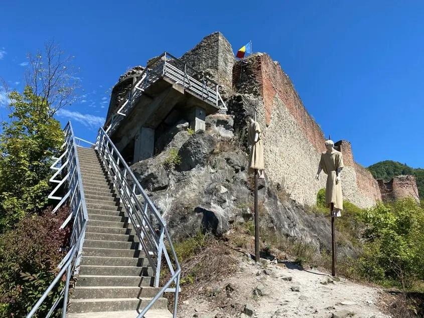 castello di poenari