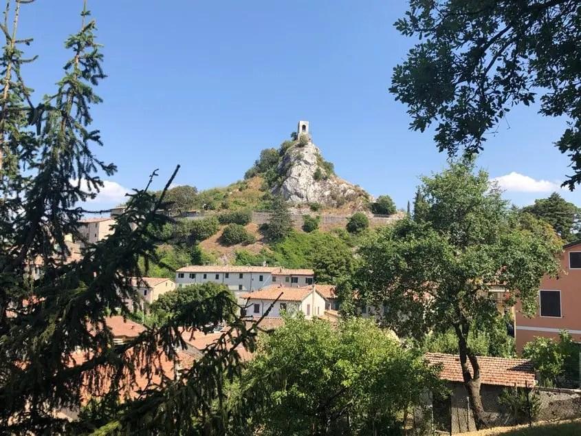 Castiglia d'Orcia