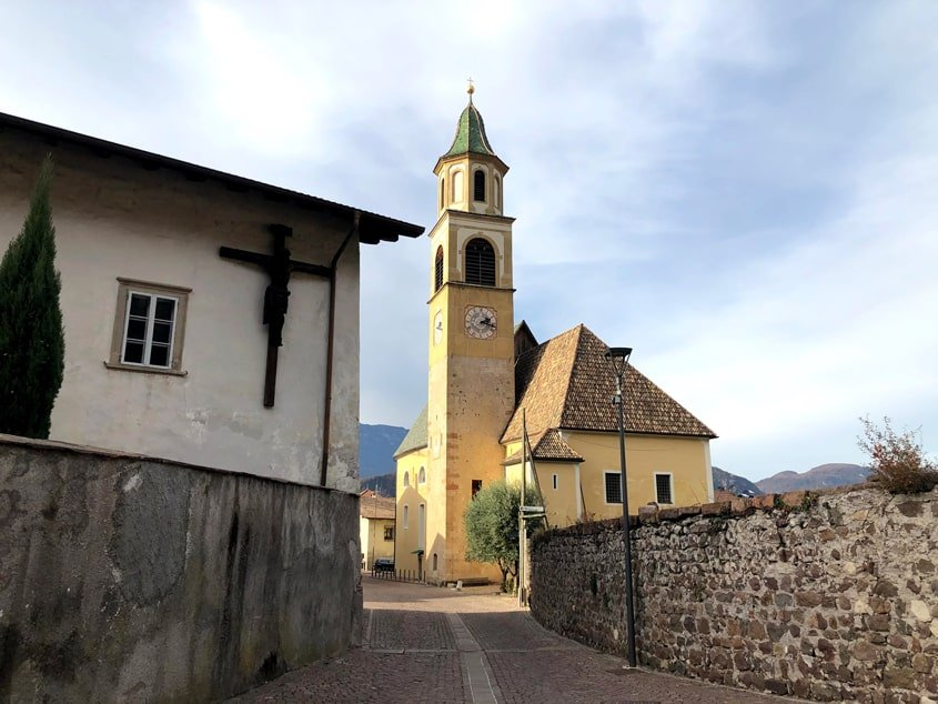 Chiesa di Santa Maria Ora