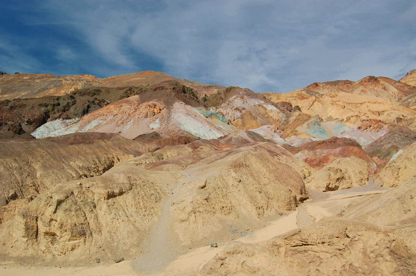 Death Valley Artist Palette