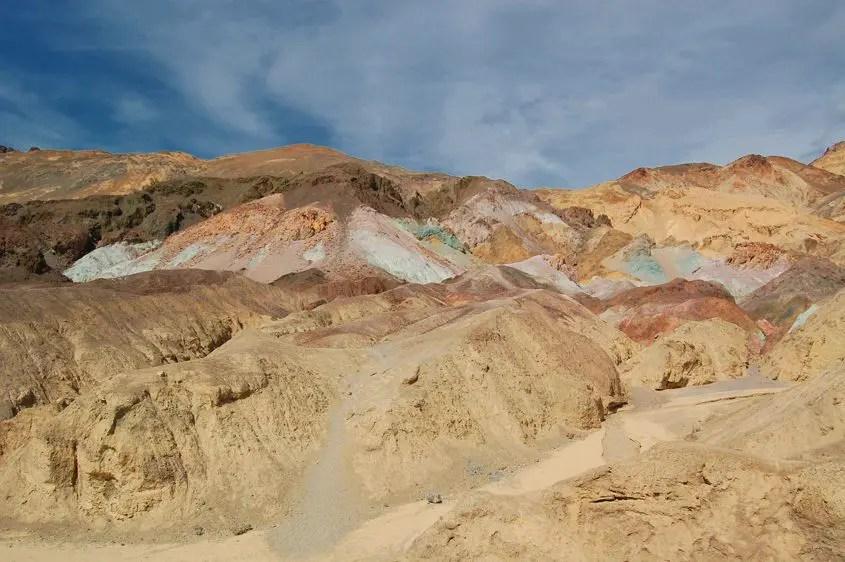 Death Valley Artist Palette