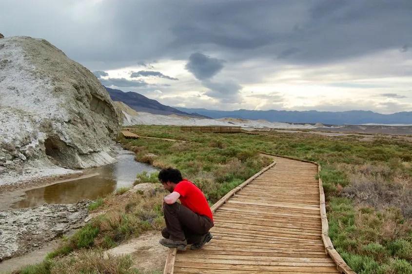 Salt Creek Interpretative Trail