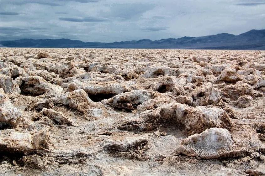 Death Valley Devils course golf