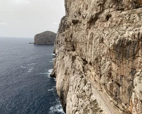 Ecala de Cabiron - Grotta di Nettuno