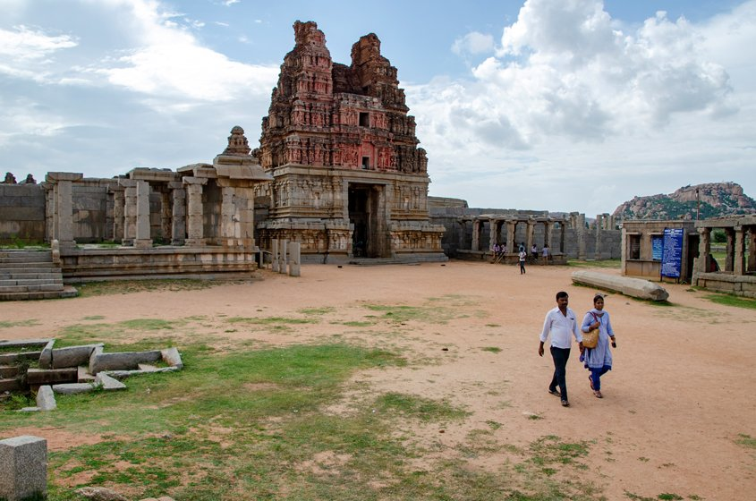 Hampi Tempio di Vitthala