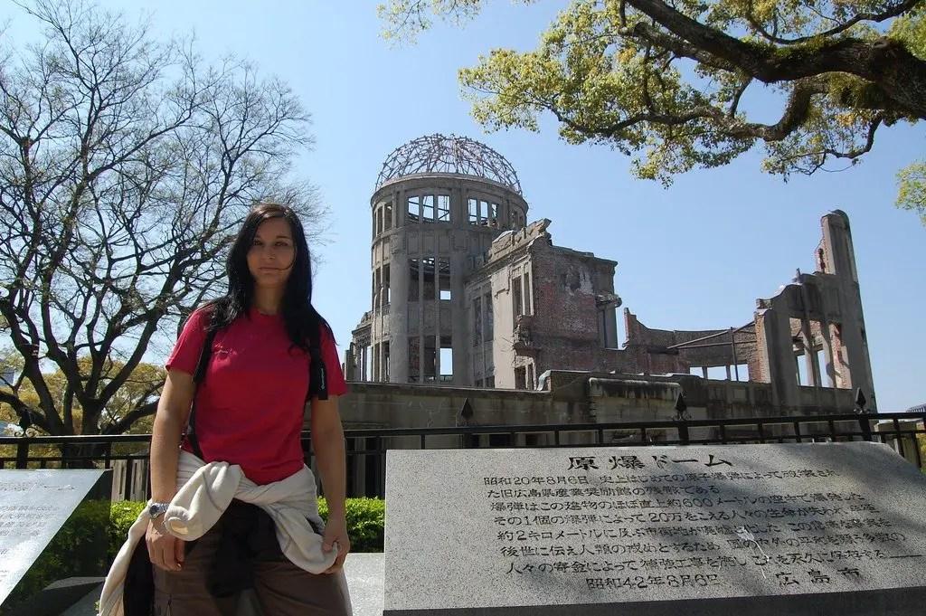 viaggio in Giappone: A-Bomb Dome a Hiroshima