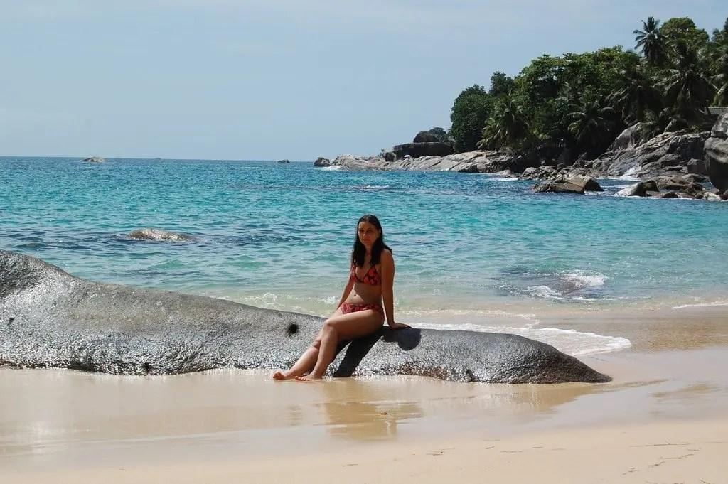 Relax ad Anse Lazio - Praslin - tre settimane alle Seychelles